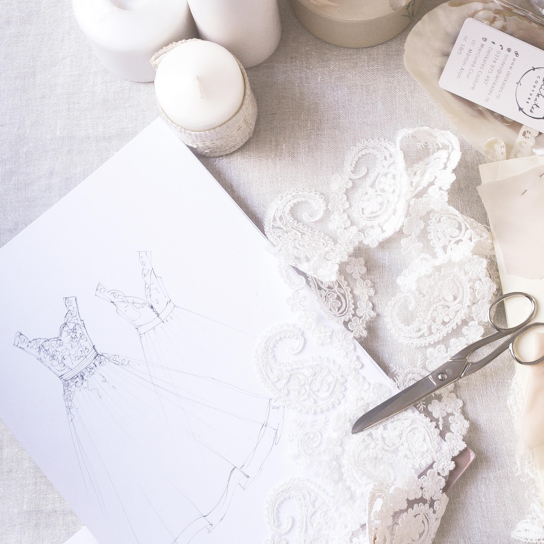 Egyedi tervezésű menyasszonyi ruhák